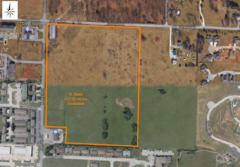 Lots and Land for sale – 1200 North Main   Nixa, MO