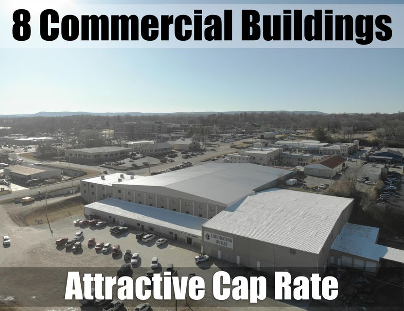 Commercial for sale – 115 East Crandall   Harrison, AR