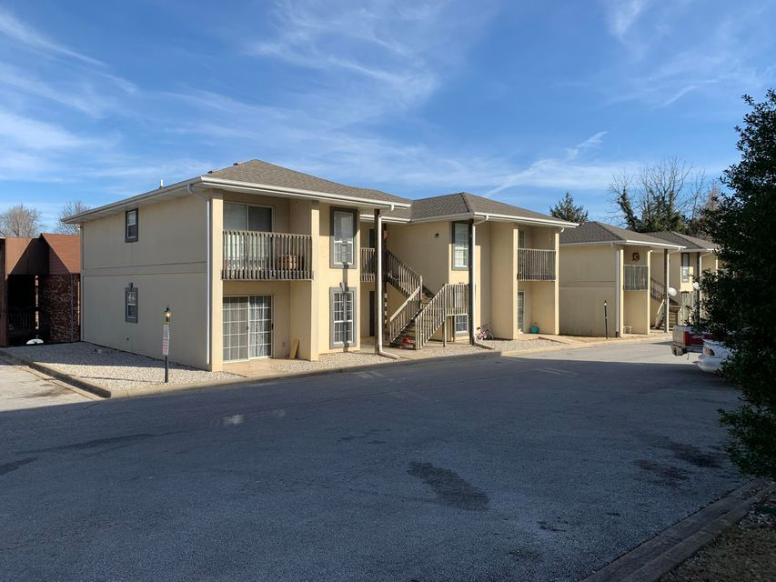 MultiFamily for sale – 232 & 240 North Pitts   Marshfield, MO