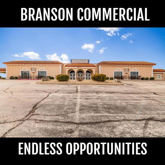 Commercial for sale – 2805  Green Mountain   Branson, MO
