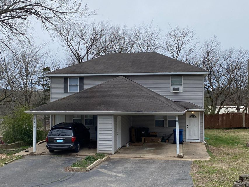 MultiFamily for sale – 317  Hawthorne   Hollister, MO