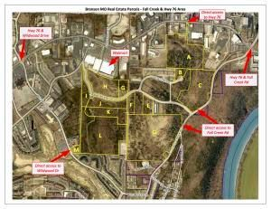 Lots and Land for sale – 1838 West State Hwy 76   Branson, MO