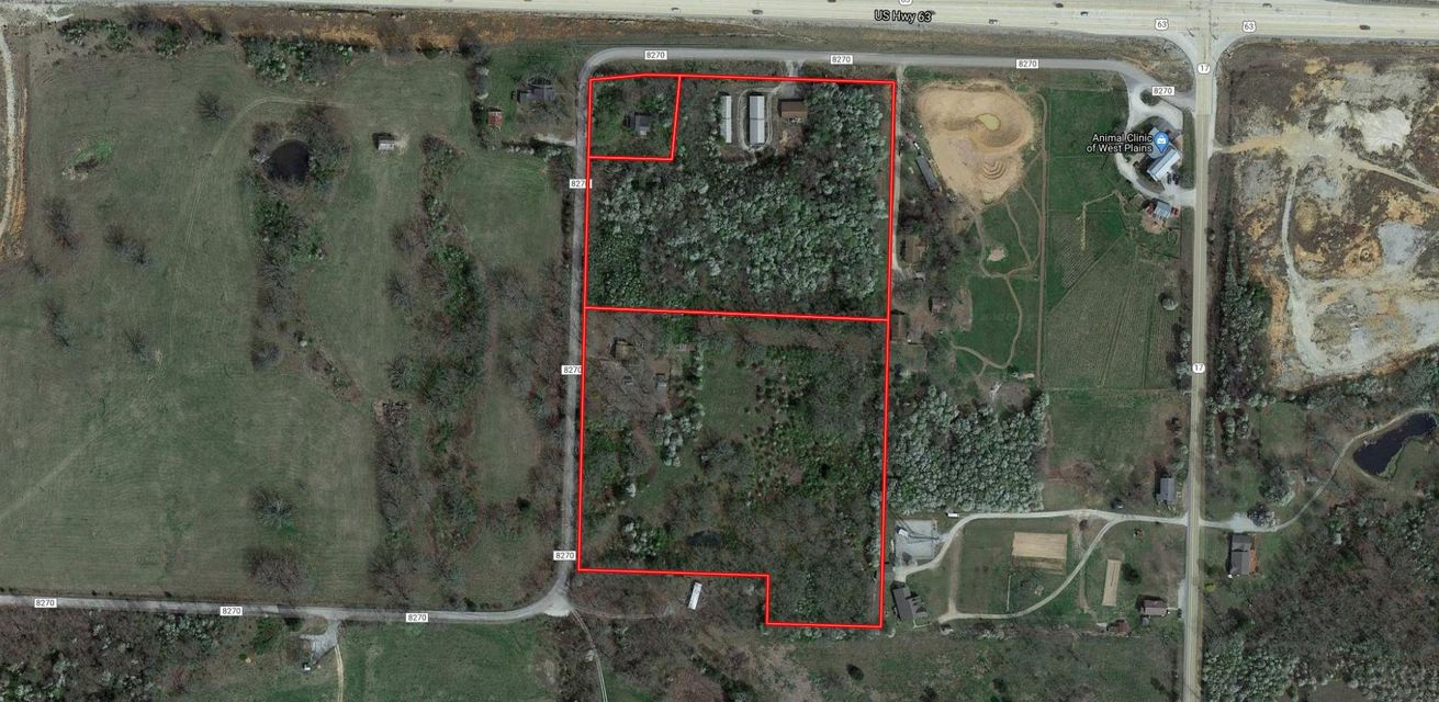 Lots and Land for sale – 000 South Highway 63 South   West Plains, MO