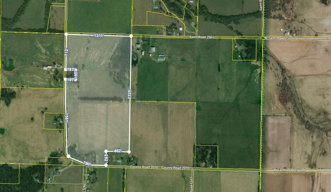 Lots and Land for sale – 0  Lawrence 2070   Bois D Arc, MO