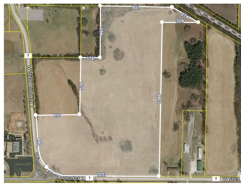 Lots and Land for sale – 0 West State Highway T   Bois D Arc, MO