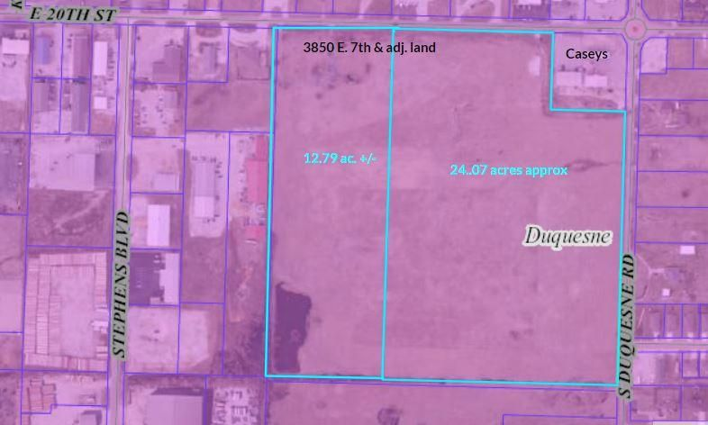 Lots and Land for sale – 3850 East 20th   Joplin, MO