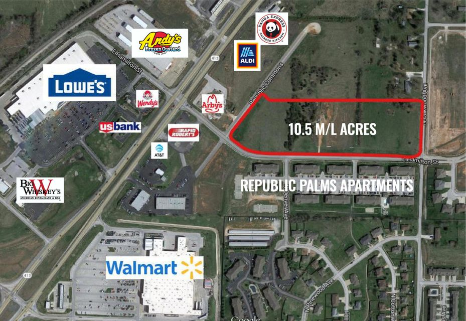 Lots and Land for sale – 1675 East Hamilton   Republic, MO