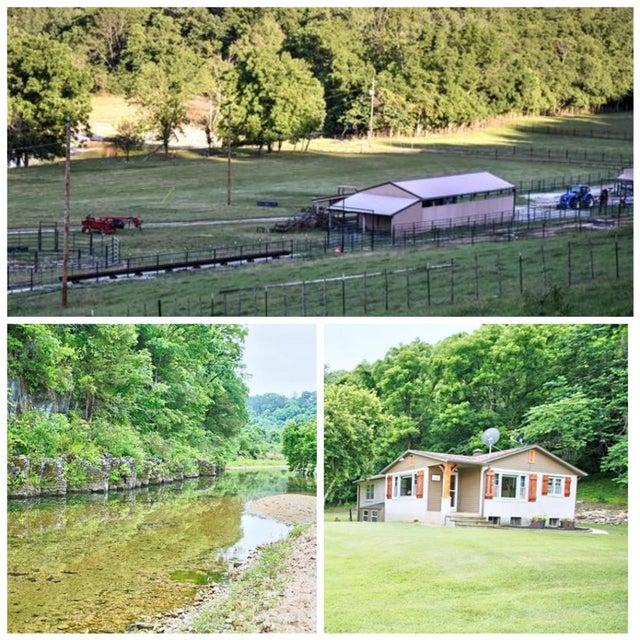 Farm for sale – Route 1  Box 710   Vanzant, MO