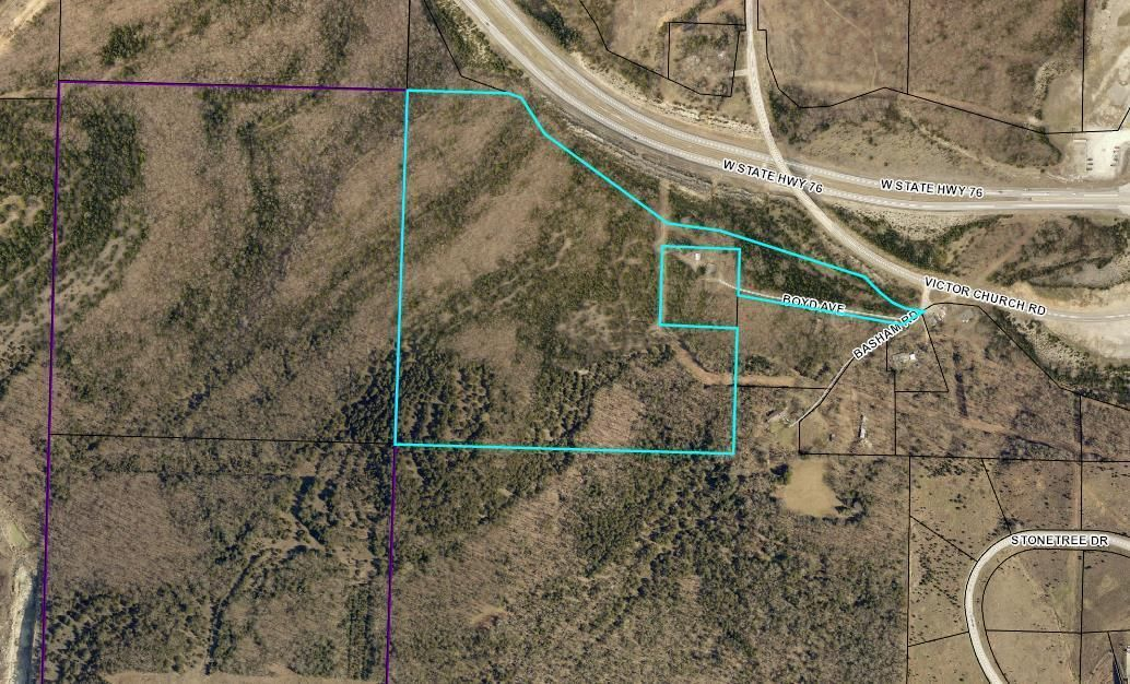 Lots and Land for sale – Tbd  Boyd   Branson, MO