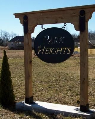 .25 acre lot sparta park heights