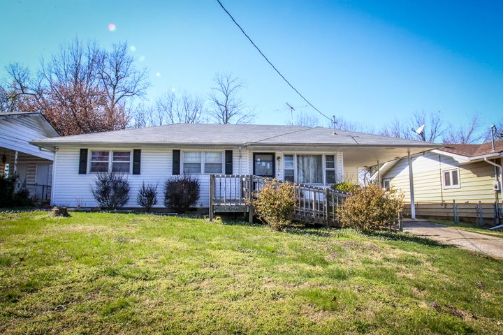 2515 North Franklin Avenue, Springfield, MO 65803