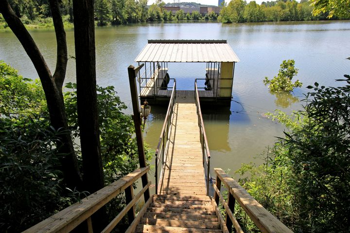 WATERFRONT WITH PRIVATE DOCK ON LAKE TANEYCOMO  604 PARNELL DRIVE