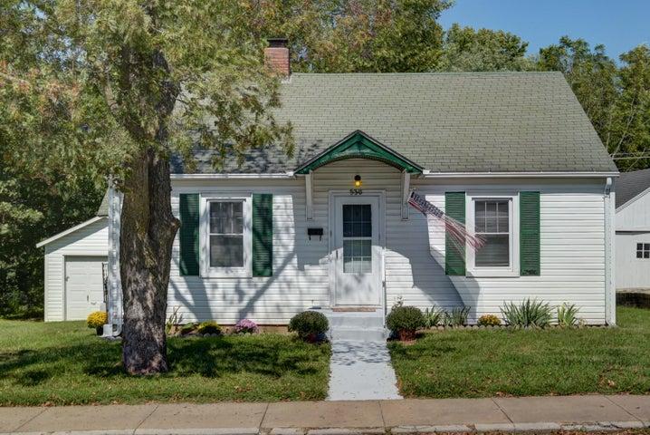 530 East Pleasant Street, Mt Vernon, MO 65712