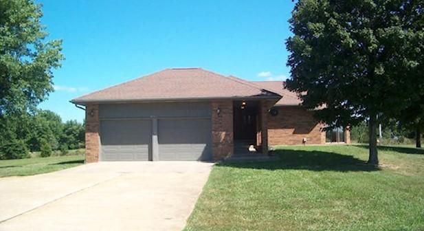 Front View of Home - All Brick
