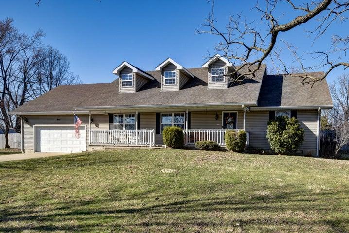 941 Brentwood Drive, Marshfield, MO 65706