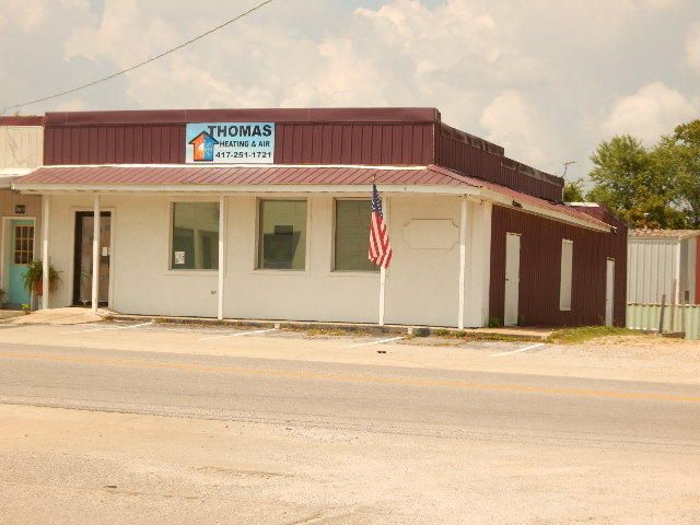 Commercial for sale – 205 North Jefferson   Ava, MO