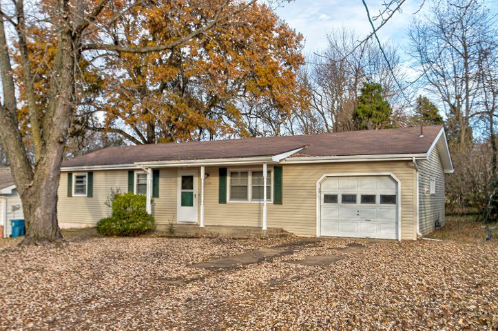 1152 South John Avenue, Springfield, MO 65804