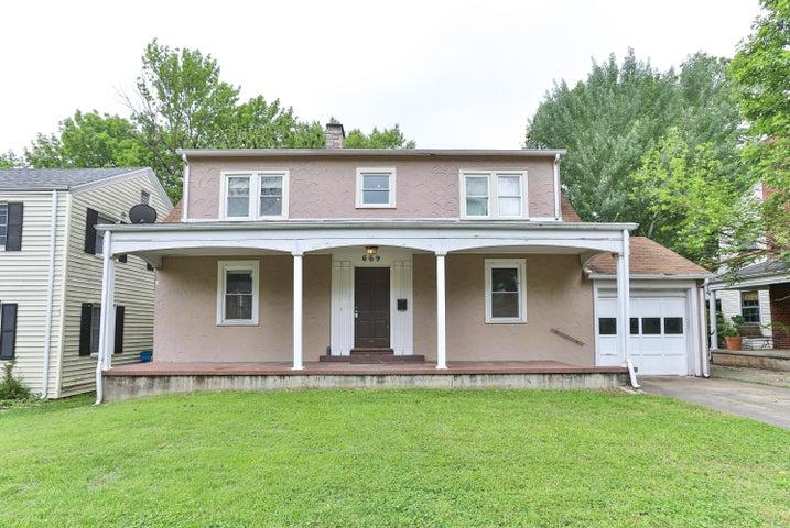 669 South Mccann Avenue, Springfield, MO 65804