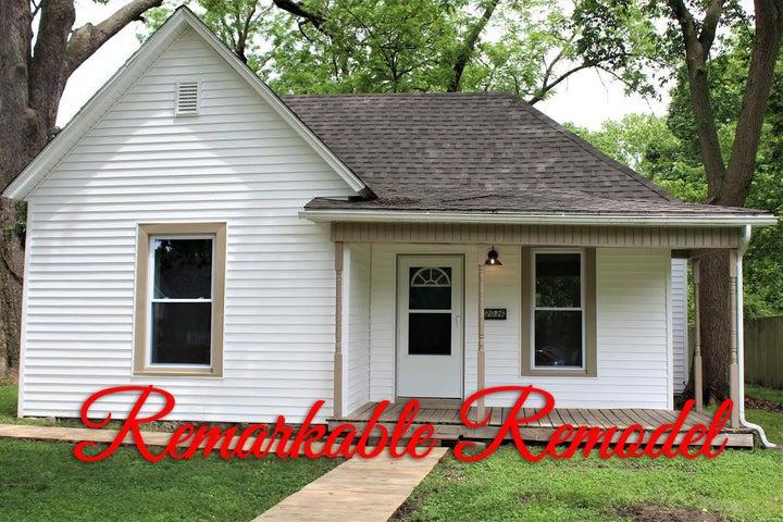 Remarkable Remodel!