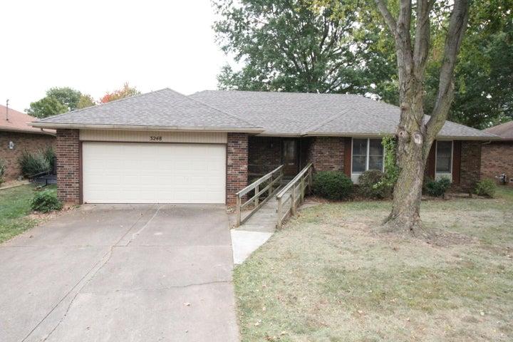 3248 South Clay Avenue, Springfield, MO 65807