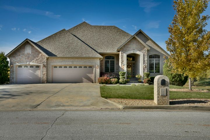 1482 West Silver Oak Drive, Springfield, MO 65810