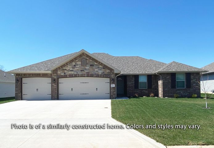 4235 West Orchard Lane, Lot 11, Battlefield, MO 65619