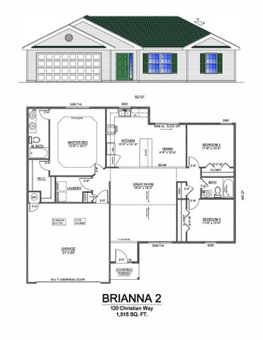 120 Christian Way, Lot 32a, Branson, MO 65616