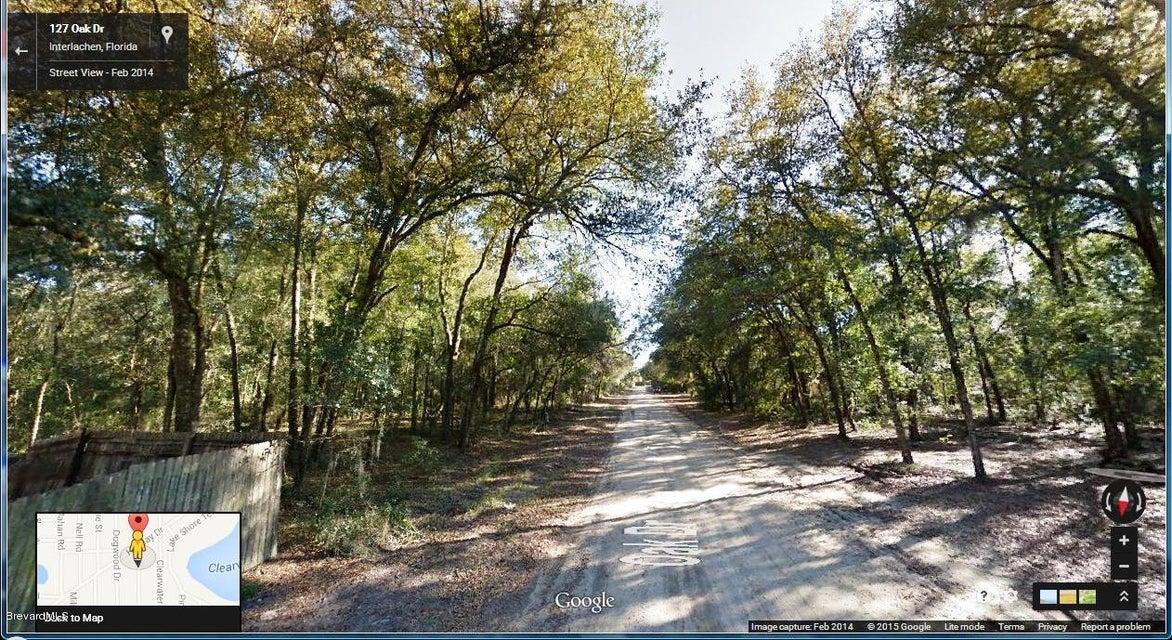00000 Oak Dr. Interlachen, Fl.32148 Drive, Oklawaha, FL 32179