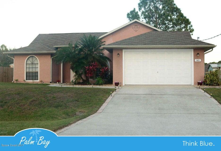 1411 Dallam Avenue, Palm Bay, FL 32907