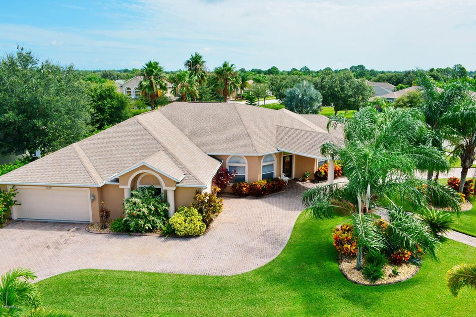 1632 Quinn Drive, Rockledge, FL 32955