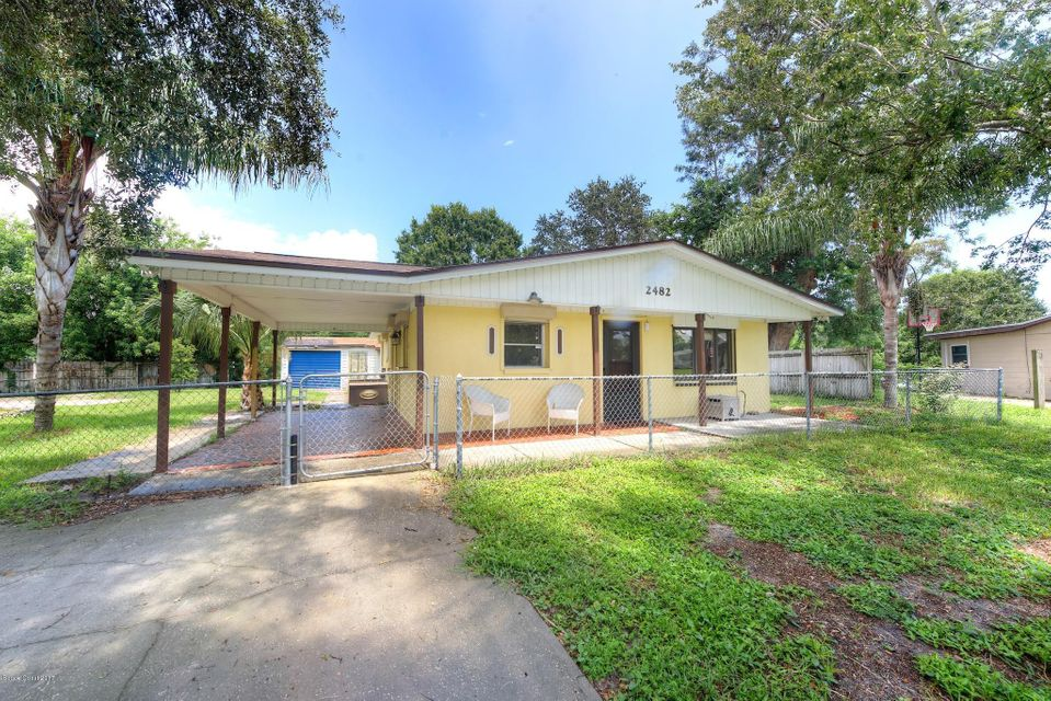 2482 King Richard Road, Melbourne, FL 32935