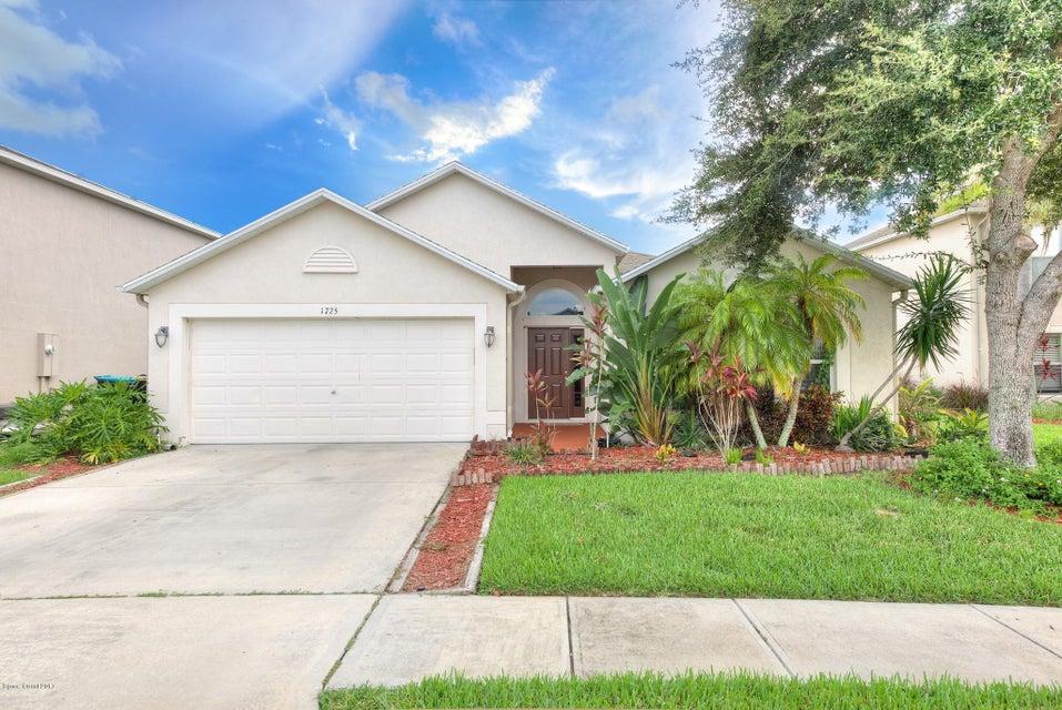 1725 SW Las Palmos Drive, Palm Bay, FL 32908