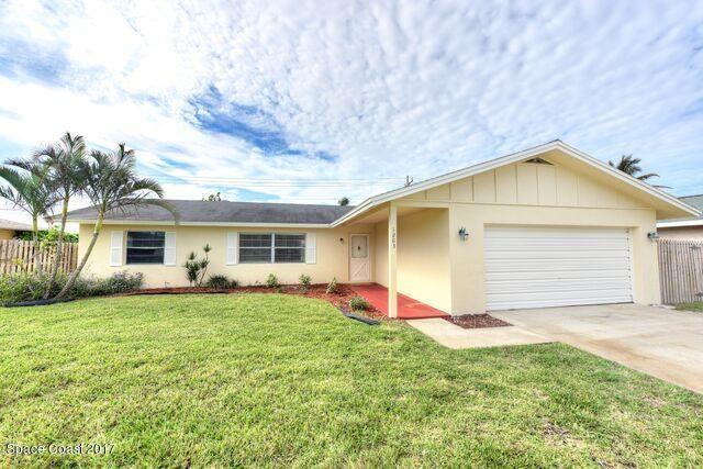 1203 Bay Drive, Indian Harbour Beach, FL 32937