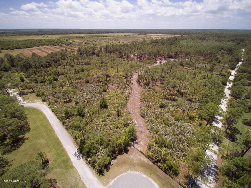8.40 Acres!   LAST ONE    This listing is acreage that is the last split from a larger parcel (mls 777028) Unique natural Florida property. beautiful private tranquil setting ! Neighboring properties are custom homes on large parcels. Minutes from Intercoastal, Inlet, Boat Ramps and Waterfront Dining.