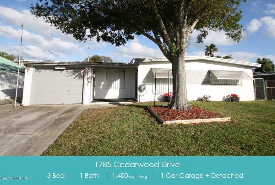 1785 Cedarwood Drive, Melbourne, FL 32935