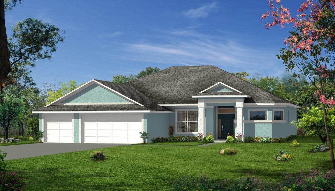 282 Cavalier Street, Palm Bay, FL 32909