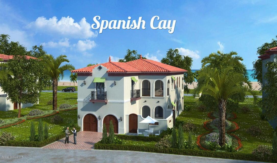 Spanish Cay Model