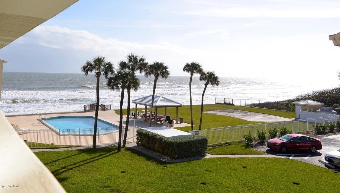 Pool and Ocean View