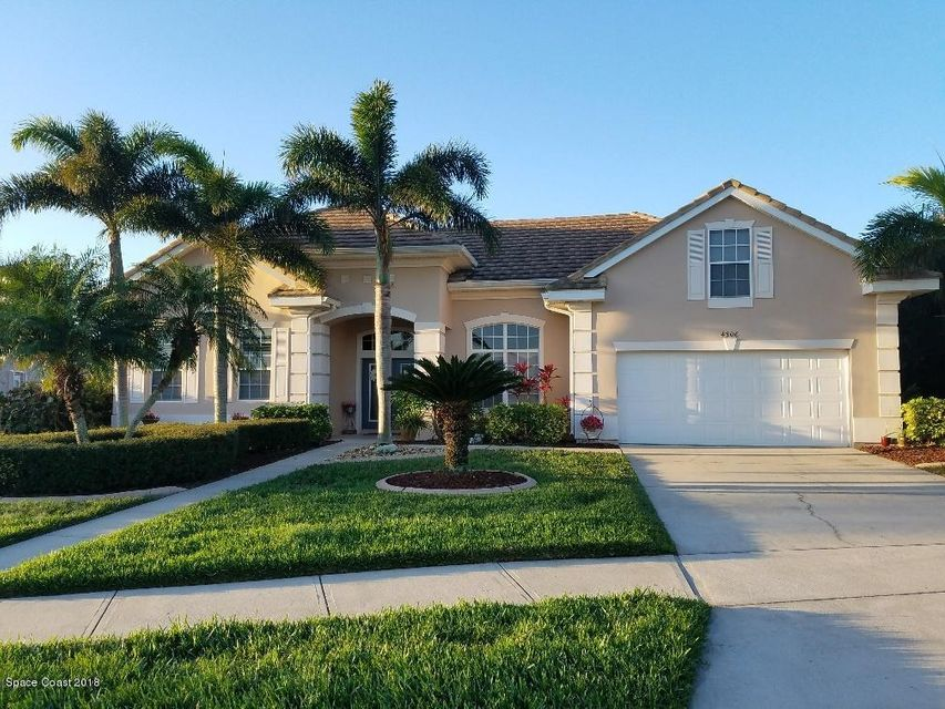 4306 Carswell Court, Rockledge, FL 32955