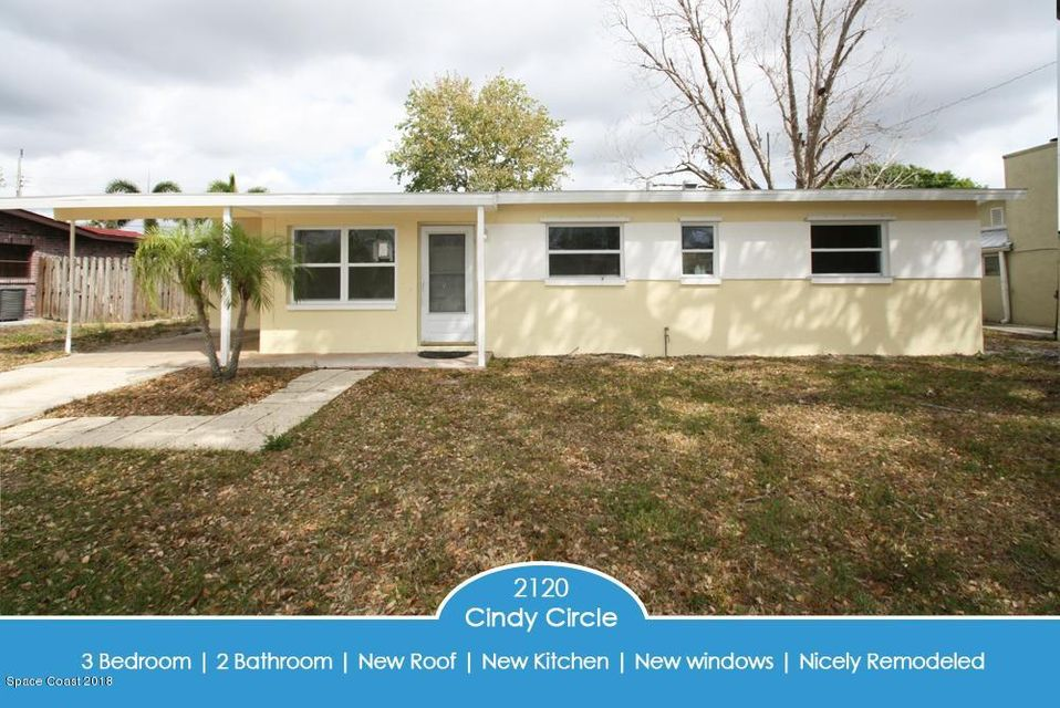 2120 Cindy Circle, Melbourne, FL 32935