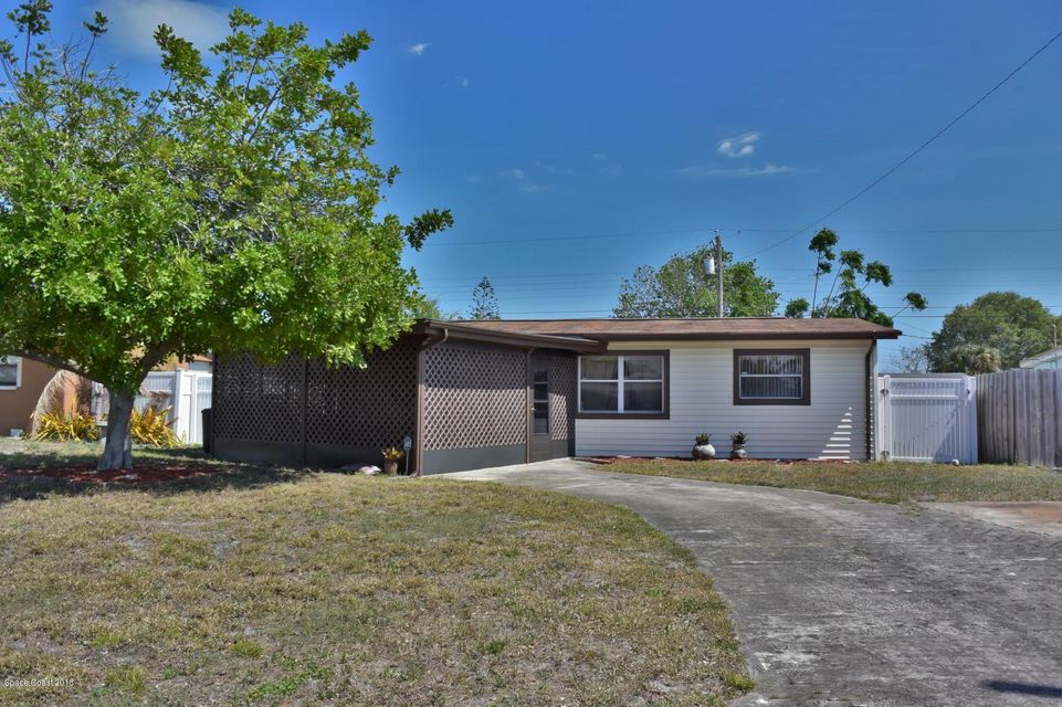 1423 Rosemary Drive, Melbourne, FL 32935