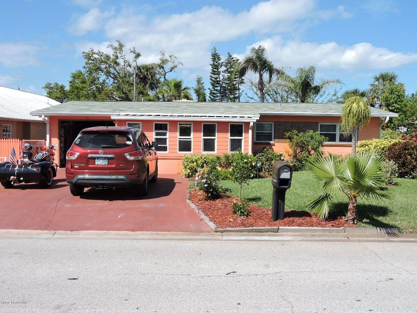 308 Tyler Avenue, Cape Canaveral, FL 32920