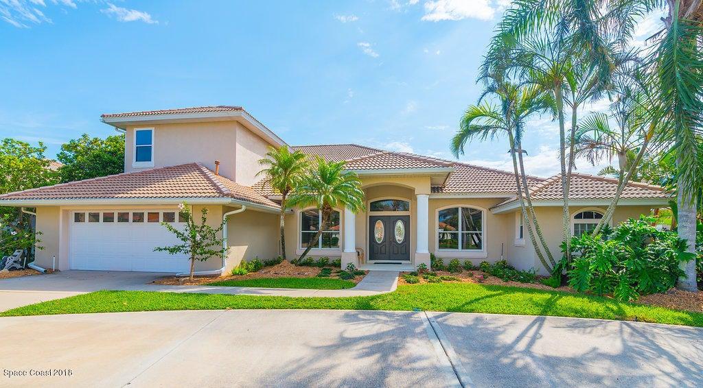 241 Waterside Drive, Indian Harbour Beach, FL 32937