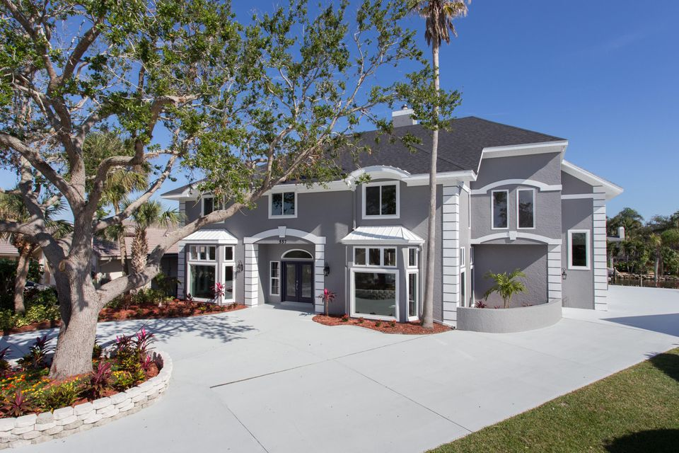557 Lanternback Island Drive, Satellite Beach, FL 32937