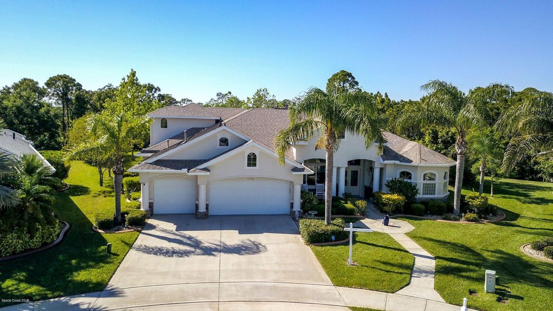 5966 Barn Owl Court, Rockledge, FL 32955