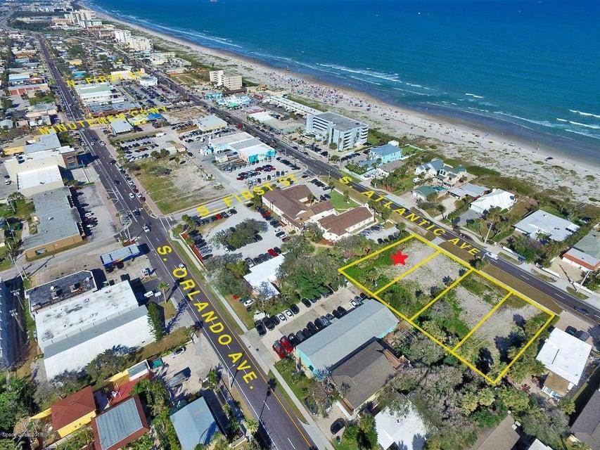 150 S Atlantic Aerial Downtown