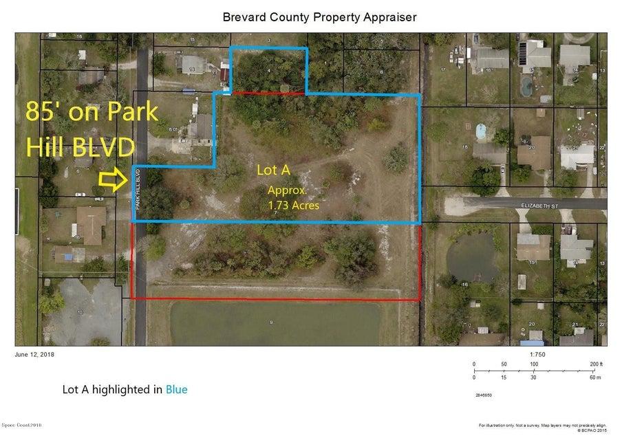 0000 Park Hill Boulevard Lot A, West Melbourne, FL 32904