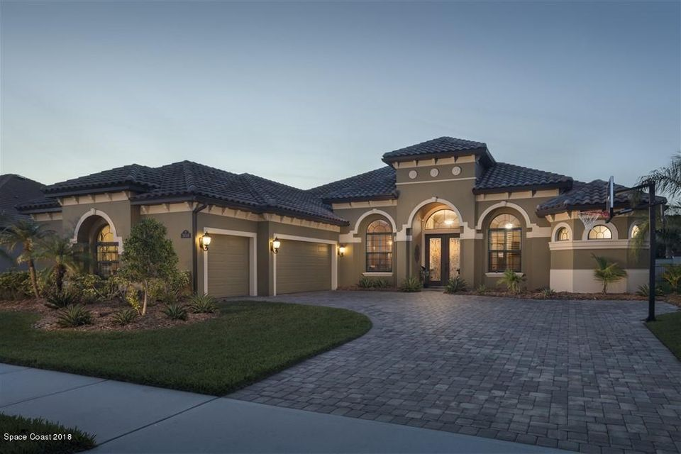 3440 Thurloe Drive, Rockledge, FL 32955