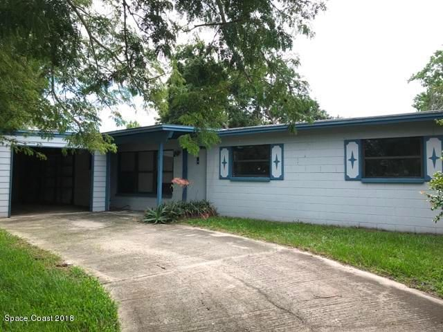 1035 Slayton Avenue, Rockledge, FL 32955