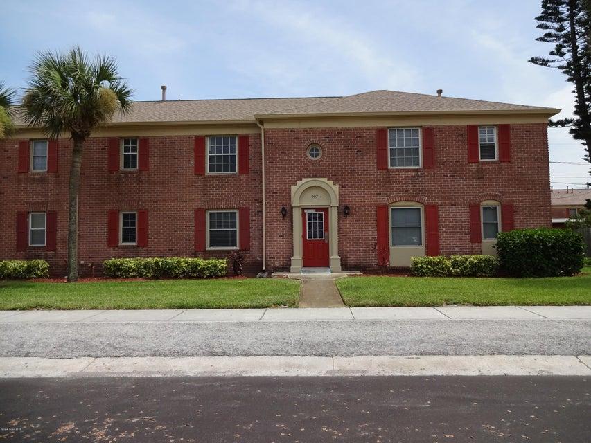 907 Palm Springs Boulevard B, Indian Harbour Beach, FL 32937